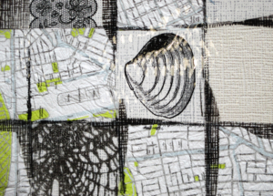 Catherine Guy-Murrell, Displacement (detail)